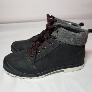 Boys' Levy Casual Fashion Boots - Cat & Jack Gray